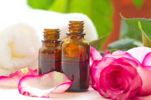 une huile de massage sur mesure